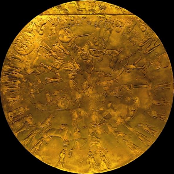 Calendrier Egyptien.Zodiaque De Denderah